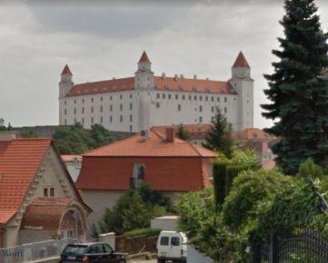 Ackerman & Wolff ponúka na predaj ultra luxusnú vilu Bratislava - Staré mesto