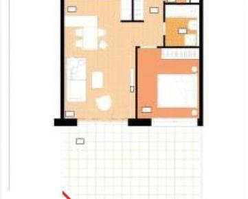 Na predaj  2 - izbový byt Nitra