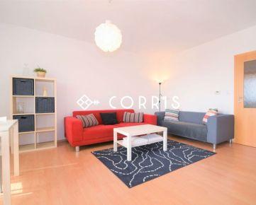 CORRIS: Prenájom: 2 izb.byt, zariadený, komora, loggia, parking, Karlova Ves
