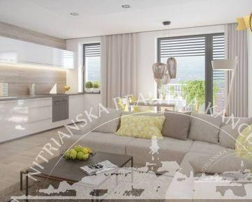 Predaj nový 4 izbový byt PANORAMA - novostavba
