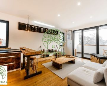 2 izbový byt s loggiou v novostavbe Žižkova