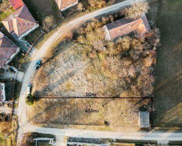 Stavebný pozemok za skvelú cenu - 655 m2