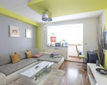 HERRYS - Na prenájom 3izbový kompletne zrekonštruovaný a zariadený byt na Dlhých dieloch s vyhradeným parkovaním