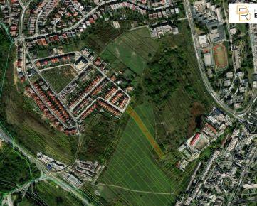 Predaj pozemku vo vilovej časti Grot Košice - Terasa