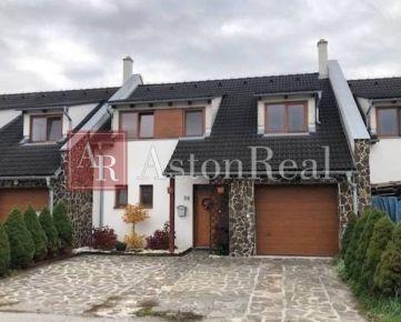 PREDAJ 5-izbovy rodinný dom s garážou VLKANOVÁ