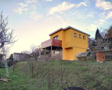VIRTUÁLNA OBHLIADKA / Dvojpodlažná murovaná chata / ZO Kunov