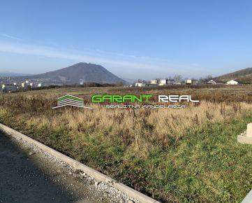 GARANT REAL predaj stavebný pozemok o výmere 826 m2 / 2065 m2, Veľký Šariš, Kanaš