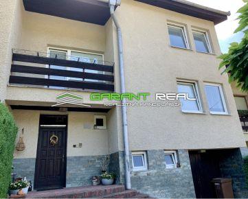 GARANT REAL - predaj 6-izbový, 3-podlažný rodinný dom, Prešov, Šidlovec