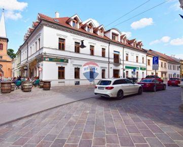 Kancelárske priestory s lukratívnou polohou v centre, ul. Kováčska