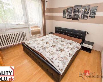 3 izbový byt Poprad na predaj, moderne zrekonštruovaný