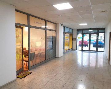 Na predaj administratívny priestor s parkovacím miestom, Račianske mýto, Bratislava