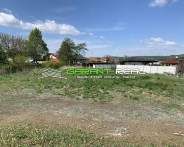 GARANT REAL - predaj stavebný pozemok 795 m2, všetky IS, Prešov, Nižná Šebastová