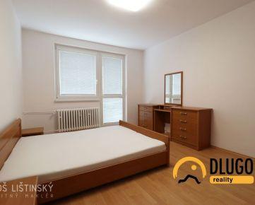 REZERVOVANÝ: 3-izbový byt Poprad - Starý juh, s balkónom, po rekonštrukcii a zariadený