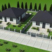 Rodinný dom 82m2, novostavba