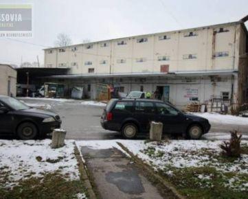 Na predaj hala , Veľký Šariš, Prešov