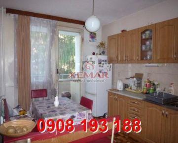 Na predaj veľkorysý 4i byt na Sásovej v Banskej Bystrici