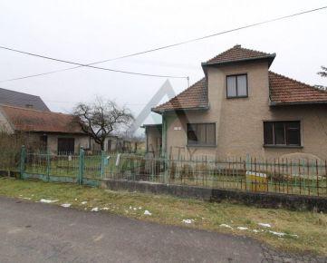 Rodinný dom,Bystričany, časť Chalmová