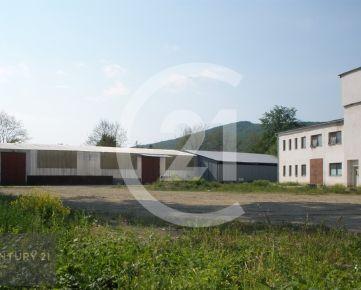 Predaj alebo prenájom podnikateľského objektu - znížená cena o 30 500 ,-€