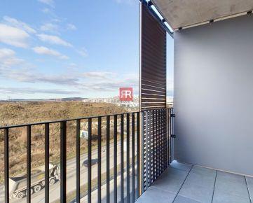 HERRYS - Predaj - skolaudovaný 1.izbový byt s balkónom v rezidenčnej časti Slnečnice - Viladomy