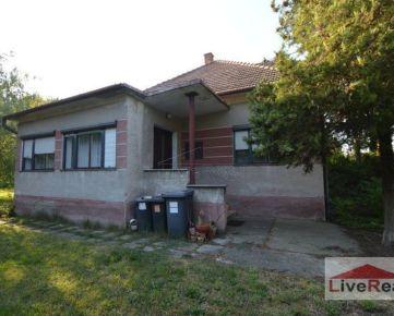 3 izb, RD, veľký pozemok 1390 m2, všetky IS, výborná lokalita, Miloslavov