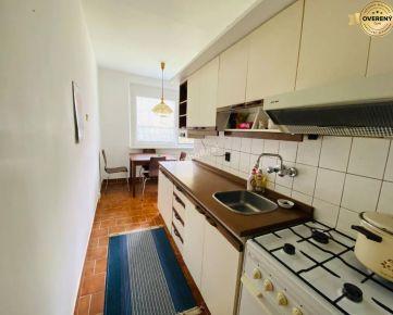 Prenájom 2 izbový byt s nepriechodnými izbami, Bratislava - Vrakuňa