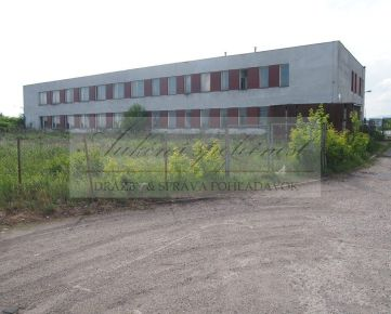 Opakovaná dražba priemyselného areálu na Rozvojovej ulici v Košiciach