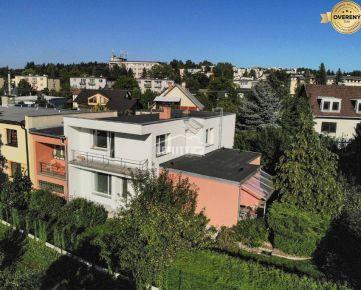 Predaj, luxusný viacgeneračný rodinný dom Žilina, Bôrik Rezervovaný