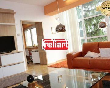 Reliart»Révová:Na prenájom luxusný, 4i byt, v RD/eng.text. inside