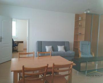 Prenájom veľký 2 izbový byt v NOVOSTAVBE s garážovým státím, Ružinovská ulica, Bratislava II Ružinov