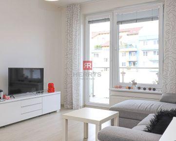 HERRYS - Na prenájom moderný 2 izbový byt v novostavbe na začiatku Petržalky