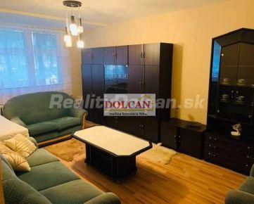 NA PRENÁJOM 2 izbový zariadený byt v centre mesta