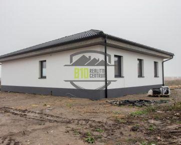 4i bungalov v NOVOVZNIKNUTEJ štvrti / Nitra