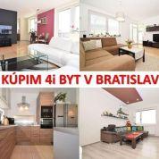 4-izb. byt 80m2, čiastočná rekonštrukcia