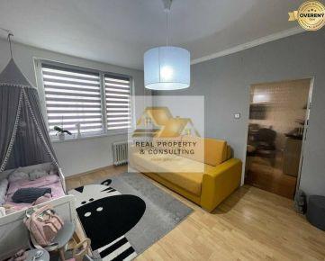Predám pekný 1 izbový byt v Nových Zámkoch