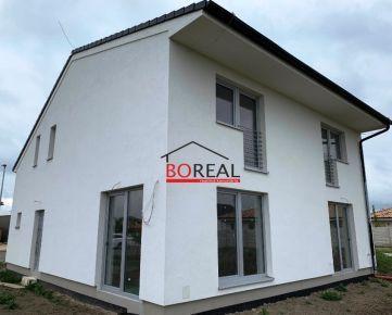 ** RK BOREAL ** NOVOSTAVBA 5izb. rodinný dom (172 m2), na pozemku 508m2, nová rezidenčná štvrť - Podunajská brána, BA II
