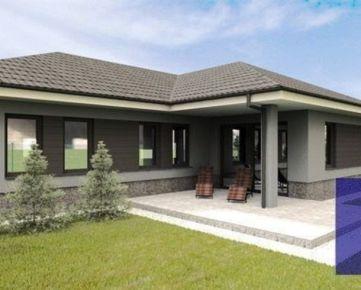 --PBS-- ++NOVOSTAVBA Rd bungalov 5+1 s pozemkom o výmere 443 m2, Trnava - Kamenná cesta