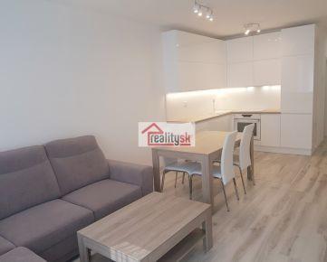 Nadštandardný a klimatizovaný 3-izb. byt v novostavbe