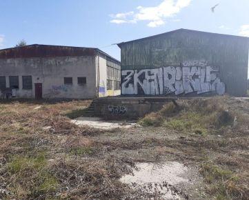Predaj priemyselného areálu vo Vajnoroch
