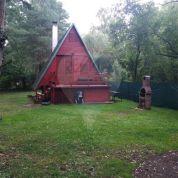 Chalupa, rekreačný domček 42m2, čiastočná rekonštrukcia