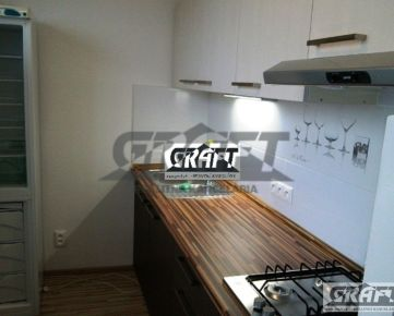 GRAFT ponúka 1-izb. byt Janokolva ul.