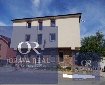 Polyfunkčná budova v Bratislave m.č. Podunajské Biskupice