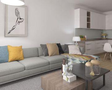 3i byt s výhľadom Zelené Vlčince /D.709