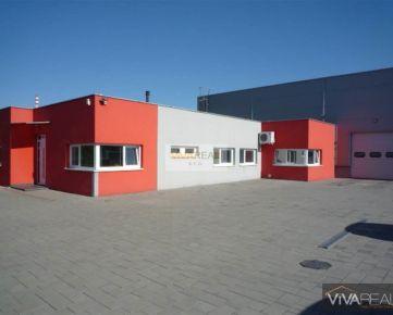 VIVAREAL*NOVÁ CENA!! Exkluzívne kancelárske a skladovovýrobné priestory, uzatvorený areál, novostavba, Trnava