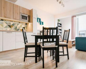 VIETNAMSKÁ, 2-i byt, NOVOSTAVBA 39 m2 - TEHLA, parking k bytu už 9900 EUR, Avion a Ikea 5 min. pešo
