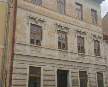 Predaj, meštiansky dom v centre BB