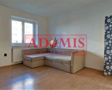 ADOMIS – Predaj 1-izb. byt, tehla, vyhradené parkovanie, Letná ulica, Košice I
