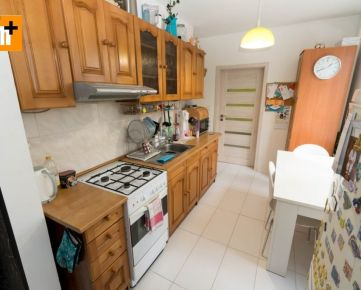 4 izbový byt na predaj Žilina TOP ponuka - exkluzívne v Rh+