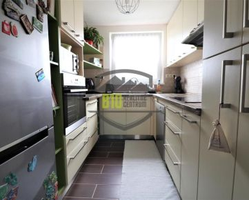 3 izbový komplet prerobený,vkusný byt