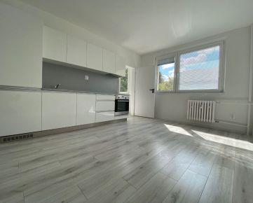 Práve dokončený 2 izb. byt po kompletnej rekonštrukcii v Dúbravke na Drobného 18