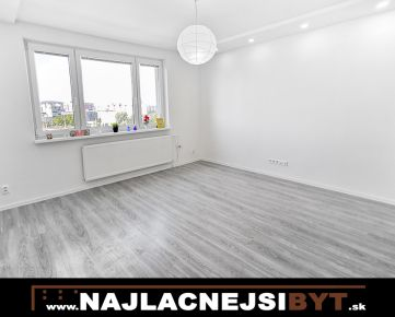 Najlacnejsibyt.sk: BAV - Petržalka, Belinského ul., 4-izbový, 86,33 m2, kompletná rekonštrukcia September 2020